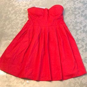 Rue21 Strapless Dress